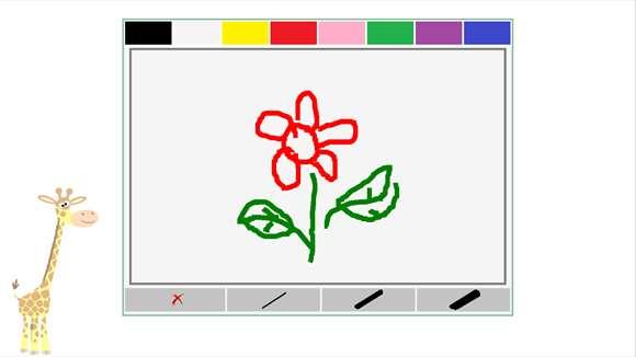 Kids Draw Pad For Windows 10 Free Download