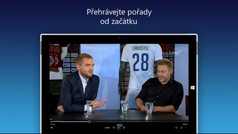O2 TV Screenshot