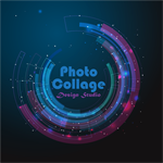 Photo Collage Design Studio