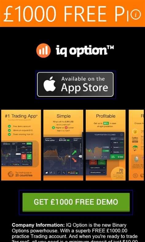 iq options windows app
