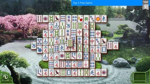 Mahjong Garten