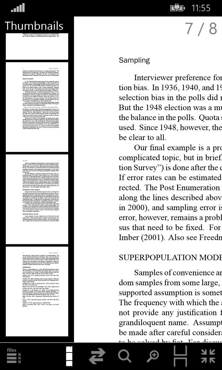 pdf reader app free download for windows phone