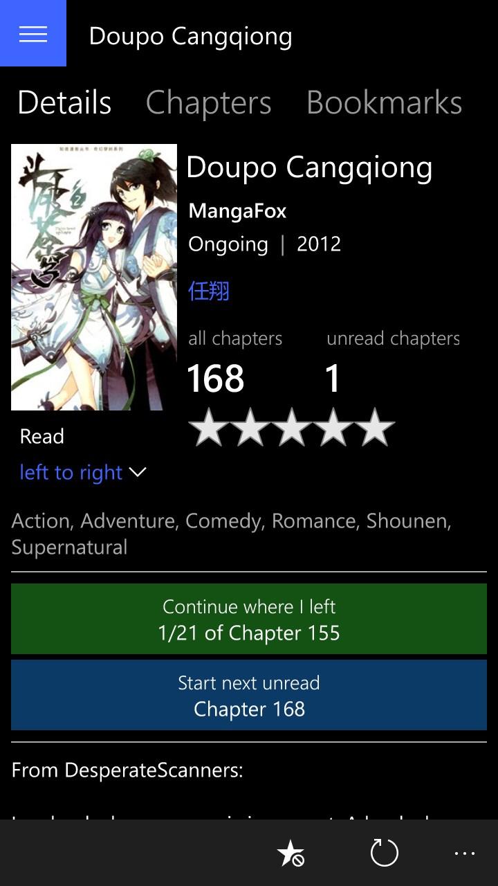Manga Blaze