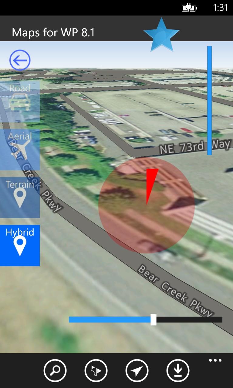 Maps for LUMIA - Premium