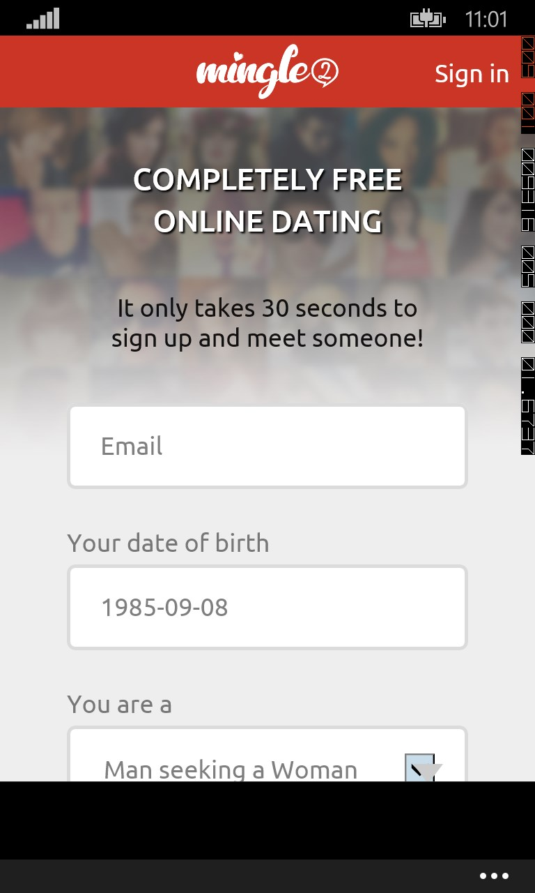 Free dating apps on windows phone