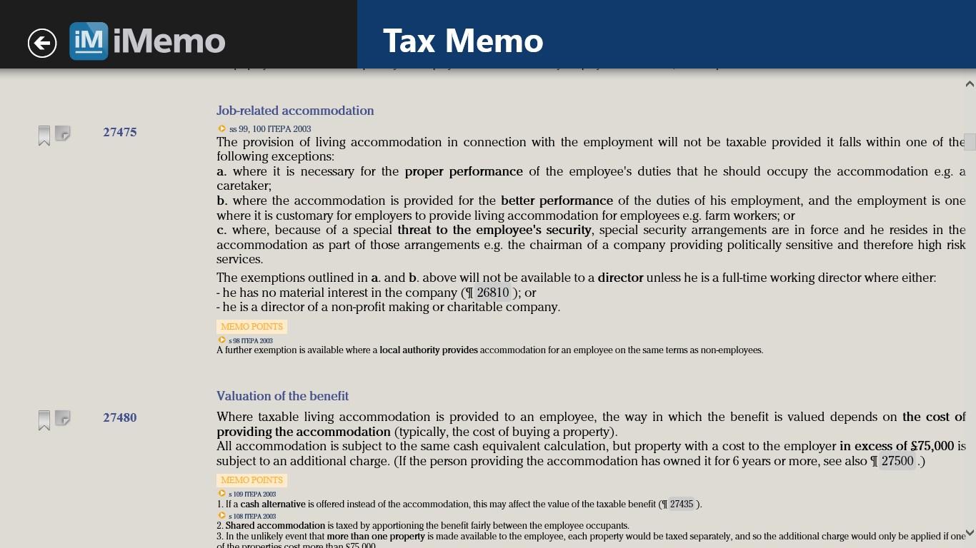tax memorandum 1