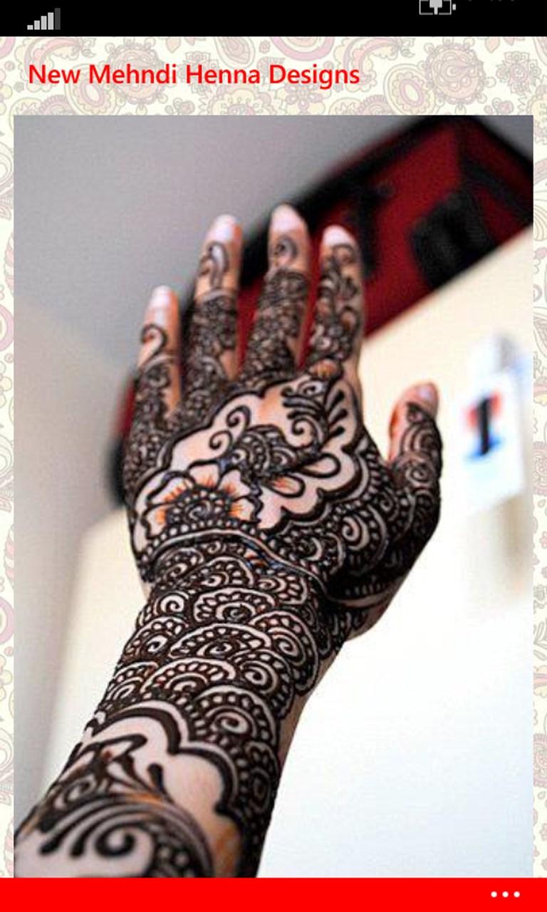 Mehndi Henna Games : New mehndi henna designs free windows phone app market
