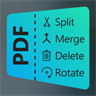 PDF Manager - Merge, Split, Trim icon