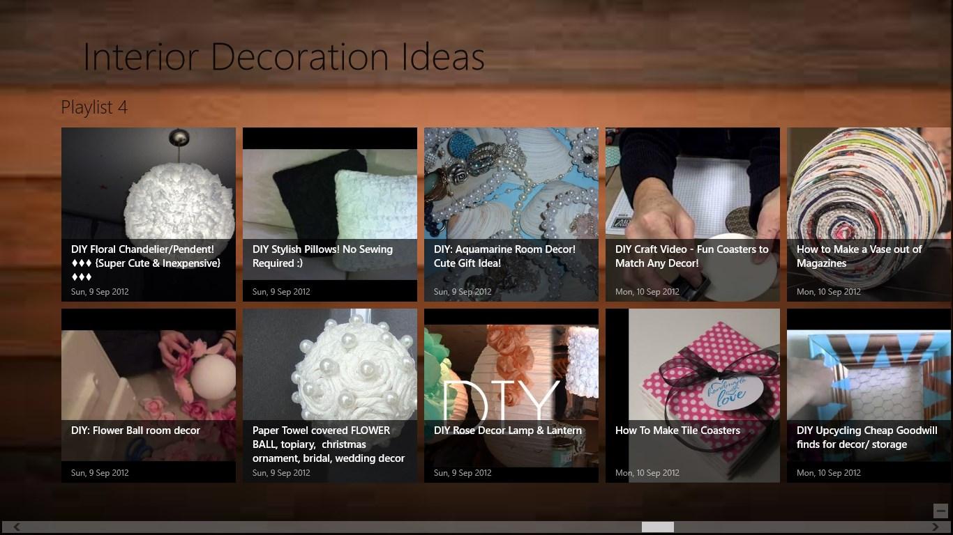 Interior Decoration Ideas Free Windows Phone App Market
