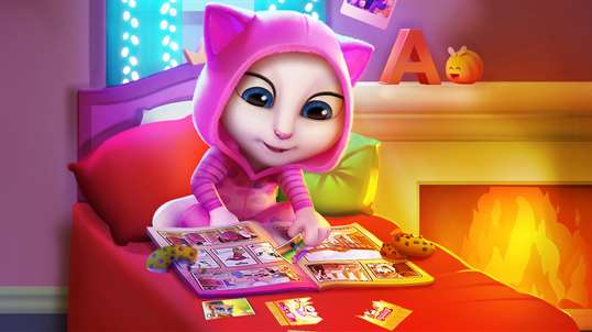 My Talking Angela for Windows 10 free download ...