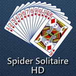 Spider Solitaire HD ♠