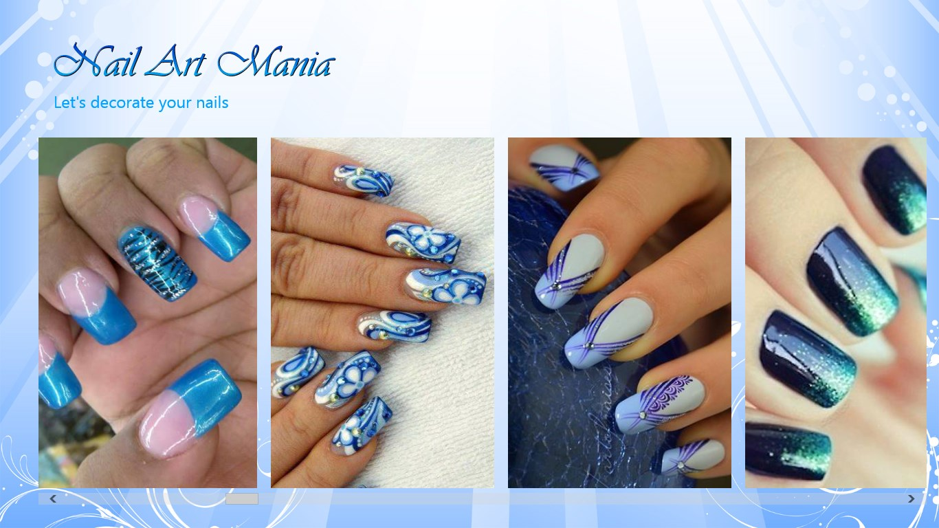 Nail Art Mania | FREE Windows Phone app market