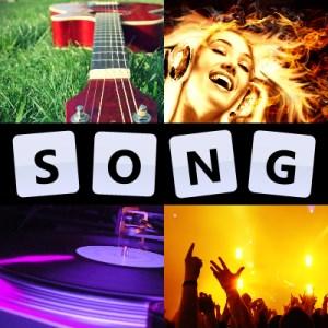 4 Pics 1 Song
