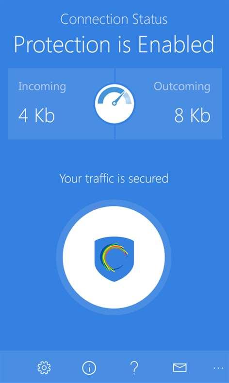 Get Hotspot Shield Free Vpn Microsoft Store En In