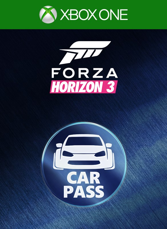 Forza Horizon 3 Car Pass boxshot