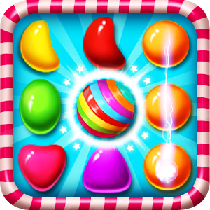 250k Jelly Garden - Match 3 Puzzle
