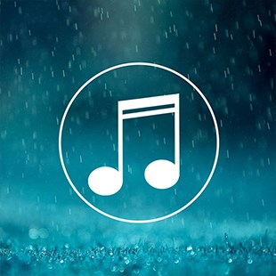Rain Sound - Relax Melodies With Deep Sleep Music | FREE