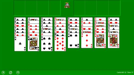 how to get the old solitaire on windows 10