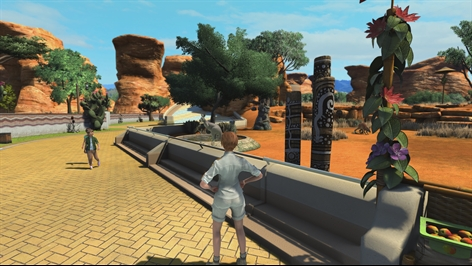 Zoo Tycoon: Ultimate Animal Collection Screenshot
