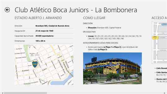 Club Atlético Boca Juniors for Windows 10 free download | TopWinData ...