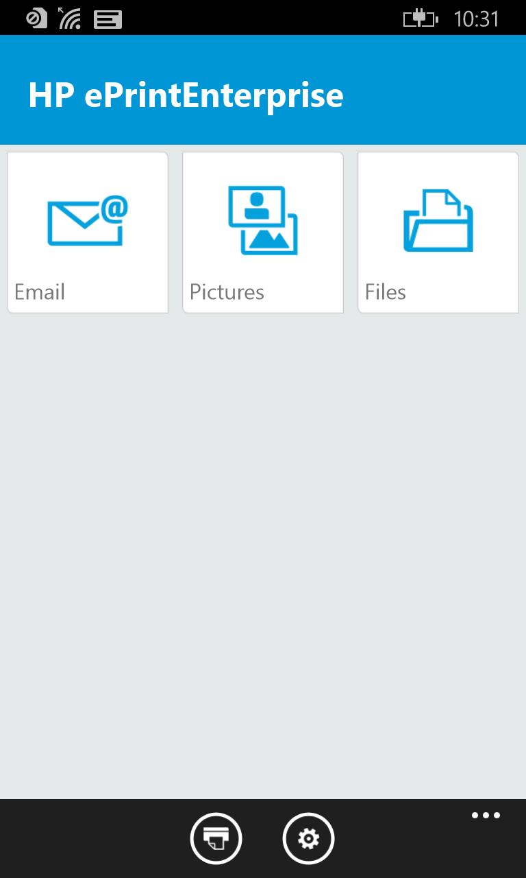 Sur votre appareil Windows 10, accédez à HP Smart (en anglais) pour obtenir l'application depuis le Windows Store, puis suivez les instructions à l'écran pour télécharger et installer l'application.