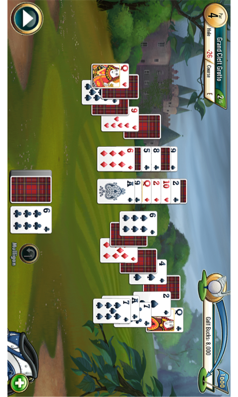 Get fairway solitaire by big fish microsoft store for Fairway solitaire big fish games