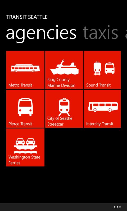 Transit Seattle