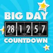 Big Days of Our Lives Countdown