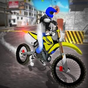 Extreme Bike Rider Simulator