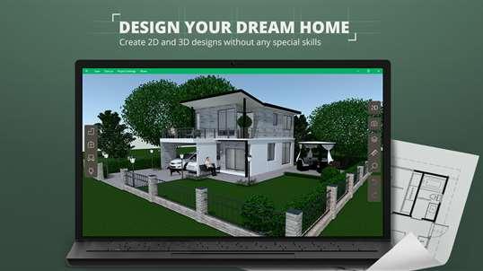 Planner 5D - Home & Interior Design for Windows 10 PC free ...