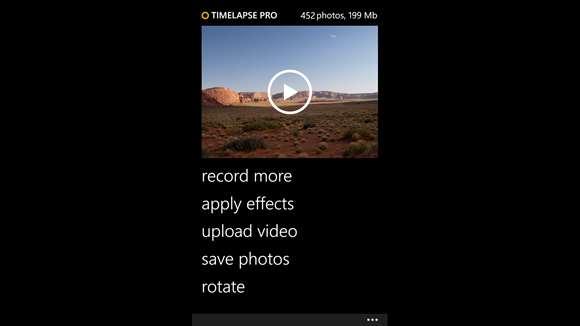 Timelapse Pro screenshot 1