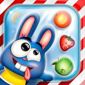 *多汁的环境,可爱的小兔子,以及有趣的声音效果使这个免费的配对