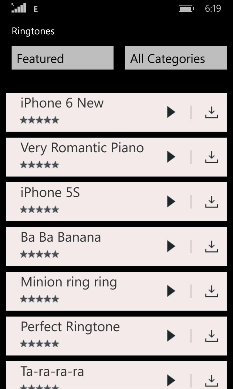 Free Ringtones HQ