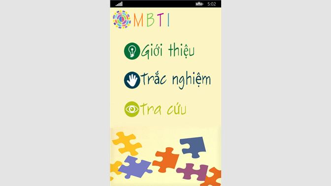 Get Trắc nghiệm MBTI - Microsoft Store