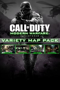 Carátula del juego Call of Duty: MWR Variety Map Pack