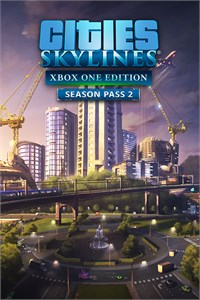 Carátula del juego Cities: Skylines - Season Pass 2