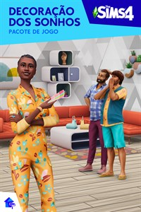 The Sims™ 4 Pacote de Jogo Decoração dos Sonhos