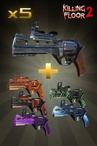 Carátula del juego Rhino Revolver