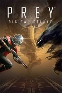 Carátula para el juego Prey: Digital Deluxe Edition de Xbox 360