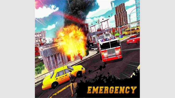 Get FireFighter City Rescue Hero - Microsoft Store