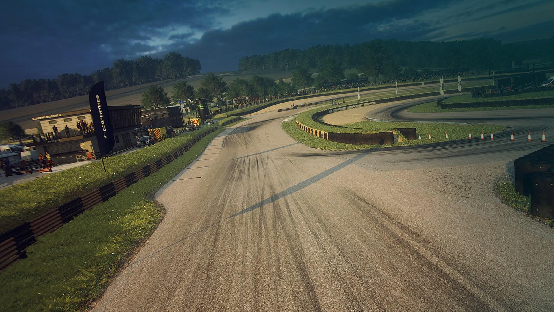 Lydden Hill, UK (Rallycross Track)