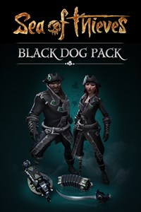 Carátula del juego Sea of Thieves Black Dog Pack