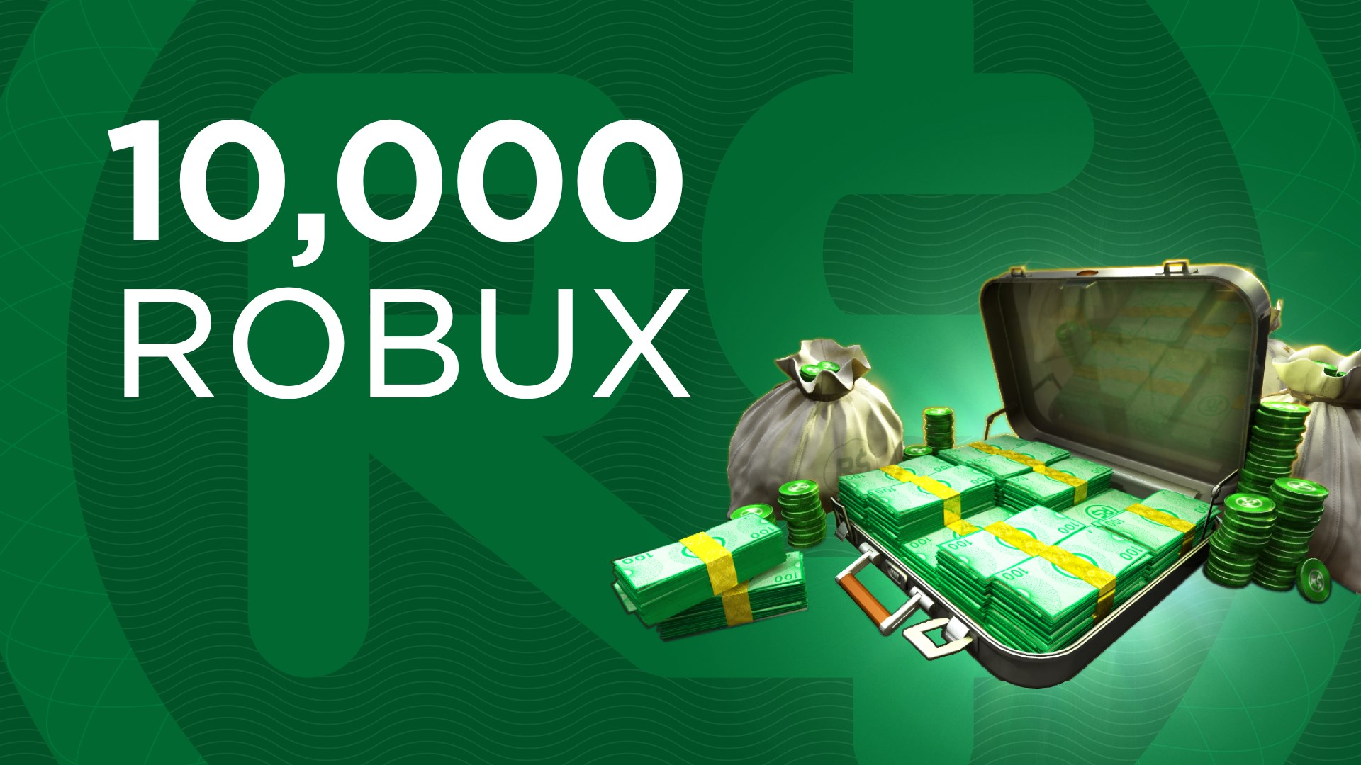10,000 Robux for Xbox