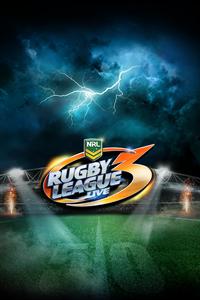 Carátula del juego Rugby League Live 3