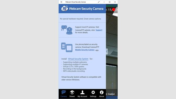 Get Webcam Security Camera - Microsoft Store