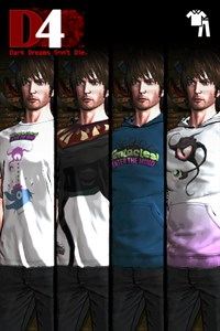 D4: Dark Dreams Don't Die - Tentacles: Enter the Dolphin Clothing Set