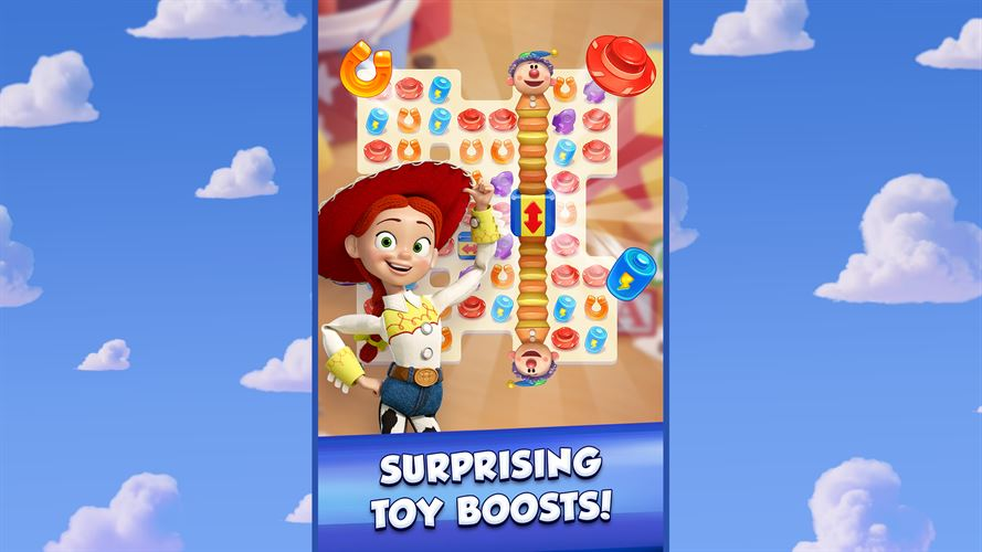 Toy Story Drop! Screenshot
