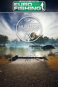 Carátula del juego Euro Fishing: Hunters Lake