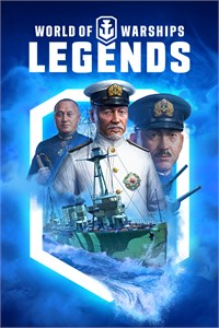 Carátula para el juego World of Warships: Legends – Iwaki Typhoon de Xbox 360
