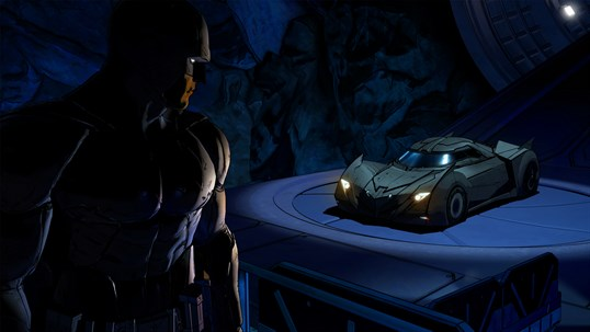 Batman: The Telltale Series screenshot 3